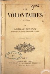 Les volontaires, 1791-1794