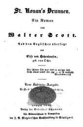 St. Ronan's Brunnen0: Bände 1-4