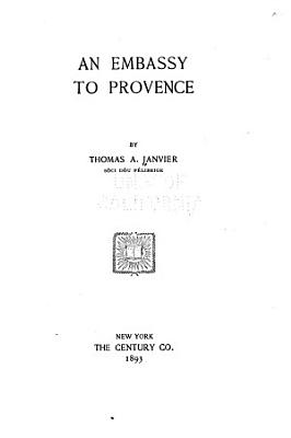 An Embassy to Provence PDF