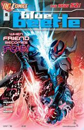 Blue Beetle (2011-) #6