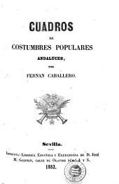 Cuadros de costumbres populares andaluces
