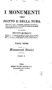 I monumenti dell'Egitto e della Nubia: disegnati dalla spedizione scientifico-letteraria toscana in Egitto, Parte 2,Volume 1