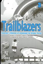 Trailblazers 3 Teacher's Manual1st Ed. 2006