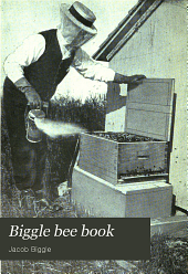 Biggle bee book: a swarm of facts on practical bee-keeping, carefully hived