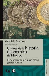 Claves de la historia económica de México: El desempeño de largo plazo (siglos XVI-XXI)