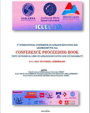5 th International Conference on Lifelong Education and Leadership for ALL ICLEL 2019