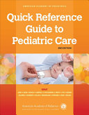 Quick Reference Guide to Pediatric Care PDF
