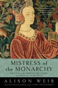 Mistress of the Monarchy Book