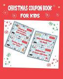 Christmas Coupon Book For My Kids PDF