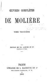 Œuvres complètes de Molière ...