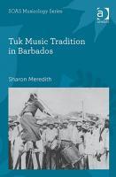 Tuk Music Tradition in Barbados PDF