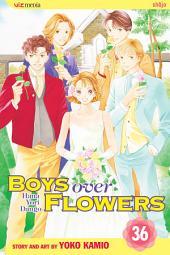 Boys Over Flowers: Volume 36