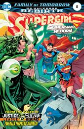 Supergirl (2016-) #8