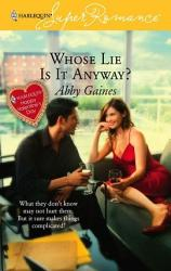 Whose Lie Is It Anyway  Book PDF