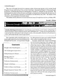 Drought Network News PDF