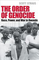 The Order of Genocide PDF