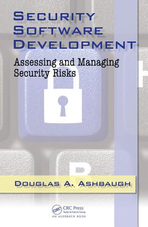 Security Software Development PDF