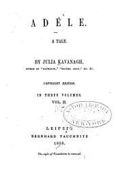 Adèle: Volumes 2-3