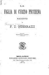 La figlia di Curzio Picchena, racconto