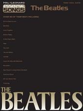 Essential Songs - The Beatles (Songbook)
