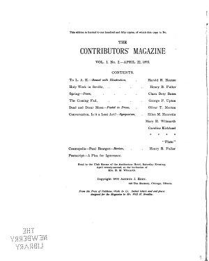 Contributors  Magazine PDF
