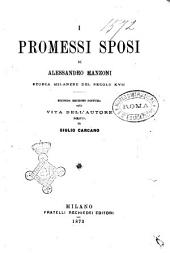 I promessi sposi storia milanese del 17. secolo Alessandro Manzoni