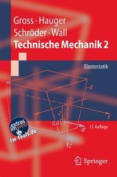 Technische Mechanik 2: Elastostatik, Ausgabe 11