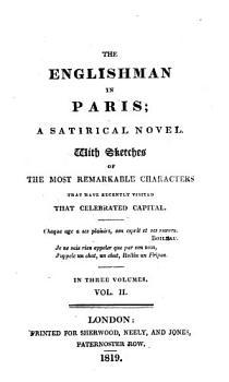 The Englishman in Paris PDF