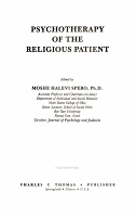 Psychotherapy of the Religious Patient PDF