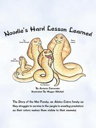 Noodle S Hard Lesson Learned Book PDF