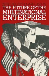 Future of the Multinational Enterprise