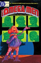 The Omega Men (1983-) #38