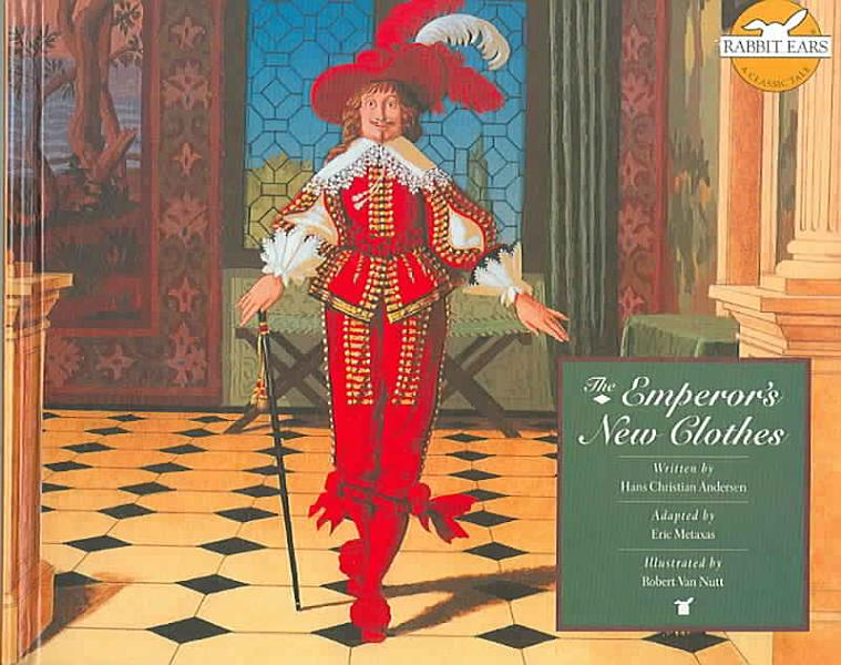 Download The Emperor s New Clothes Book