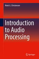 Introduction to Audio Processing PDF