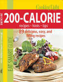 Download Cooking Light Eat Smart Guide  200 Calorie Cookbook Book