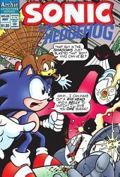 Sonic the Hedgehog #22
