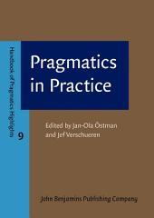 Pragmatics in Practice