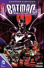 Batman Beyond 2.0 (2013- ) #18
