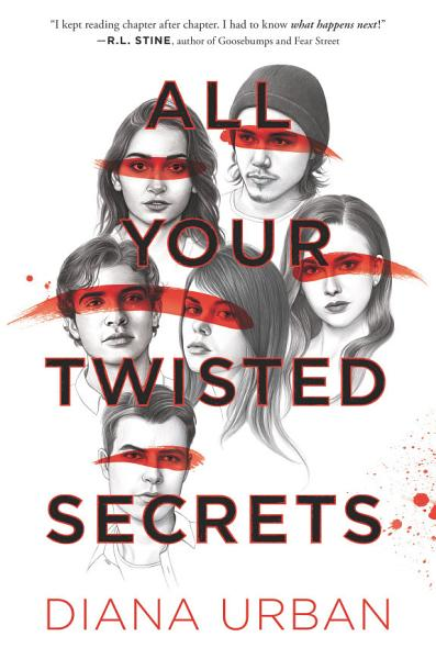 Download All Your Twisted Secrets Book
