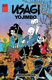 Usagi Yojimbo Vol. 1 #10