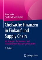 Chefsache Finanzen in Einkauf und Supply Chain PDF