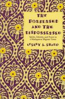 The Possessed and the Dispossessed PDF