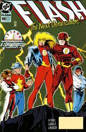 The Flash (1987-) #98