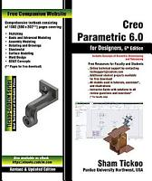 Creo Parametric 6 0 for Designers  6th Edition PDF