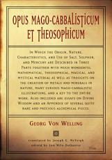 Opus Mago Cabbalisticum Et Theosophicum PDF