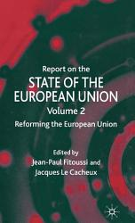 Report on the State of the European Union PDF