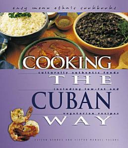 Cooking the Cuban Way Book