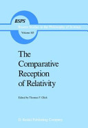 The Comparative Reception of Relativity