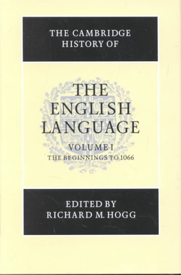 The Cambridge History of the English Language