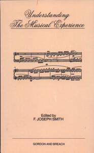 Understanding the Musical Experience PDF